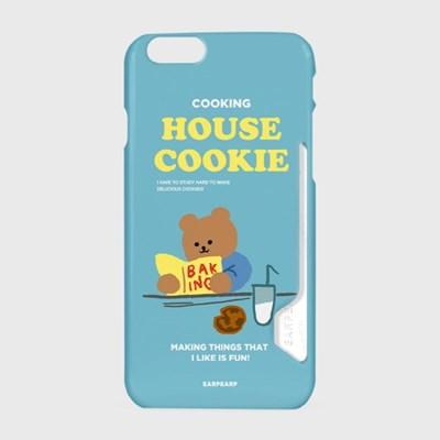 Cookie bear-sky blue(카드수납케이스)_(1617631)