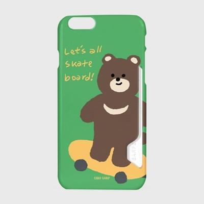 Board bear-green(카드수납케이스)_(1617617)