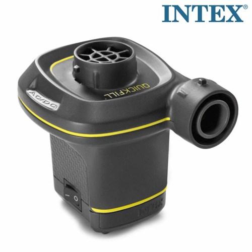 INTEX 전기펌프 차량겸용 66634/에어펌프