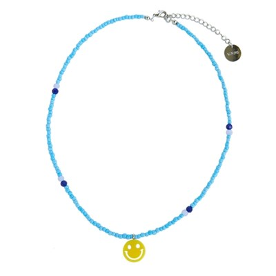 HEY SMILE NECKLACE