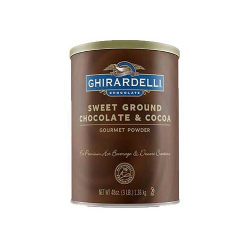 기라델리 스위트 그라운드 초콜렛 파우더 1.36kg_(850833)