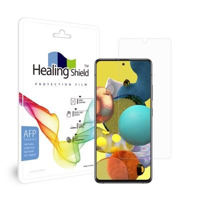 갤럭시A51 5G 올레포빅 고광택 액정보호필름 2매