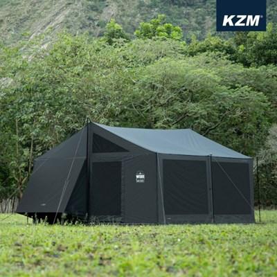 카즈미 와이즈 블랙 타프쉘 K20T3T003 / 타프스크린 대형타프