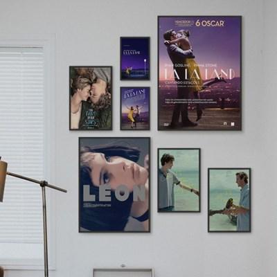 인테리어 인기 영화 포스터 그림 액자 명화 패브릭 20종