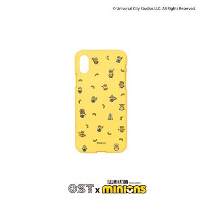 [미니언즈XOST] 미니 젤리 핸드폰케이스(아이폰X/XS) OTHX20704AYY