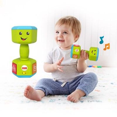 [피셔프라이스] 놀면서 배워요 아기 장난감 아령_(1211524)