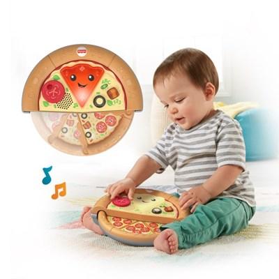 [피셔프라이스] 놀면서 배워요 아기 장난감 피자_(1211523)