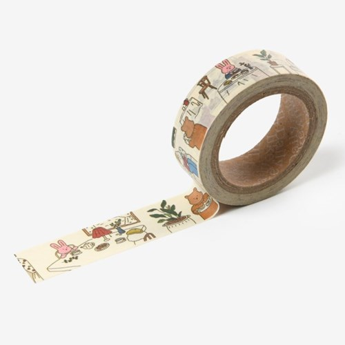 My buddy masking tape - 02 Bake shop