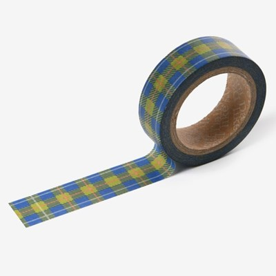 My buddy masking tape - 04 Hawaiian check