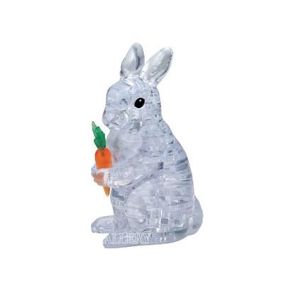 3D입체퍼즐 토끼 - 투명 CP902591_(1205449)