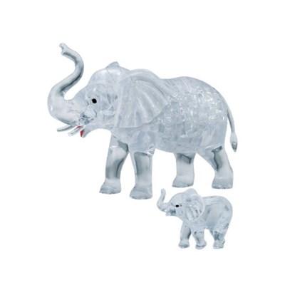3D입체퍼즐 코끼리 가족 CP902355_(1205448)