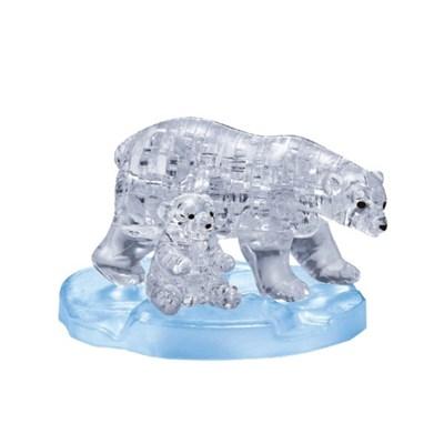 3D입체퍼즐 북극곰 가족 CP901600_(1205444)