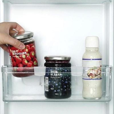 아토소 4도어 냉장고 선반 캔음료 소스 정리방법 보관대 트레이
