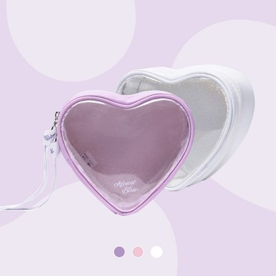 TWINKLE HEART CANDY POUCH