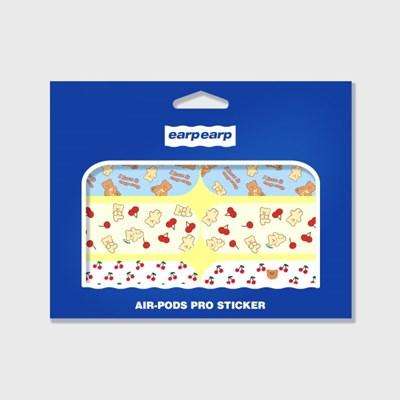 Earpearp air pods pro sticker pack-lemon_(1619535)