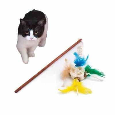 고양이 장난감 루파 완드 고양이 낚시대