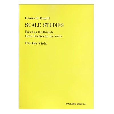(전시상품)Leonard Mogill SCALE STUDIES