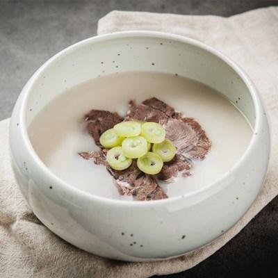 [설성목장] 한우 고기 곰탕 (500g)
