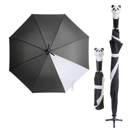 마그넷 팬더 우산 2종 폴드 스탠드_(1223666)