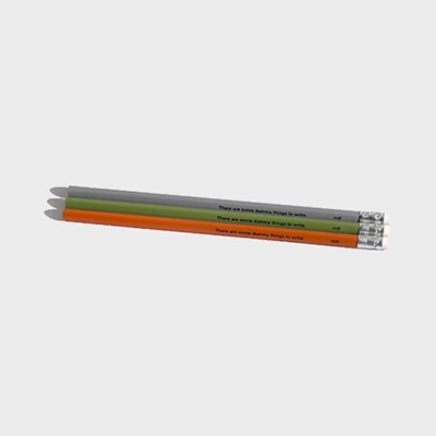mtl pencil (3colors)