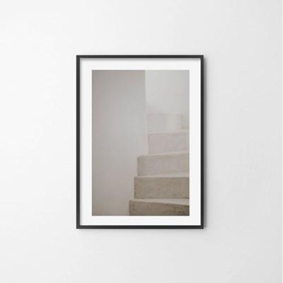 stair to silence 모던 벽 인테리어 액자 포스터_(1833694)