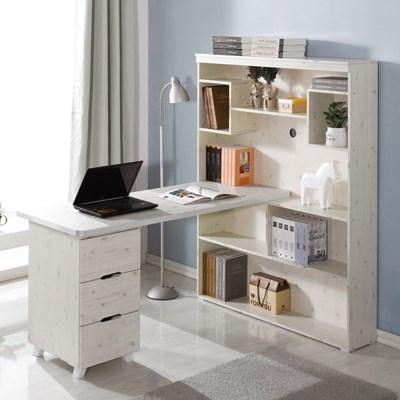 책장책상세트 컴퓨터책상 노트북책상 학생책상 책상세트