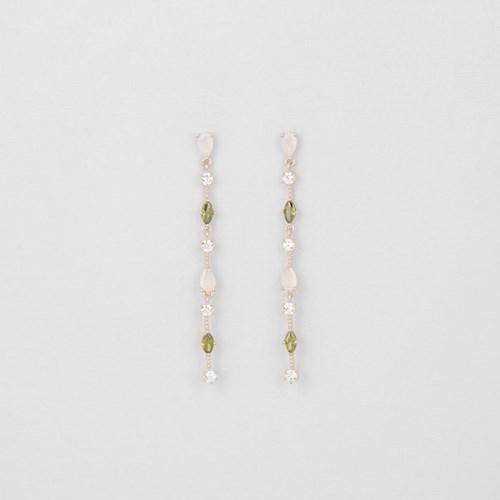 [쥬디앤폴] 카레나 오팔 앤 페리도트 드롭 귀걸이 E51499