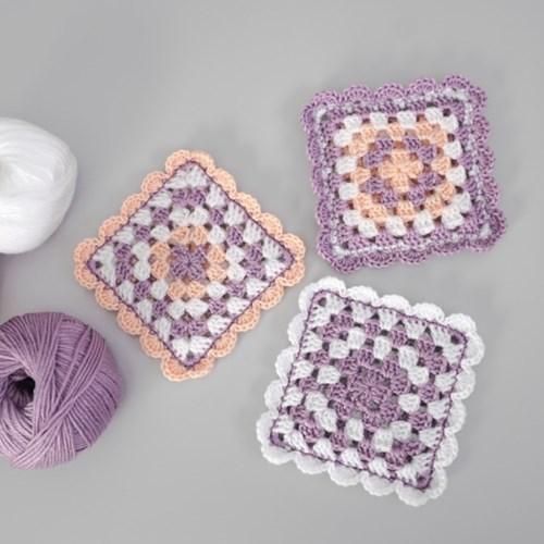 프루티 수세미 만들기 - 코바늘 뜨개질 키트