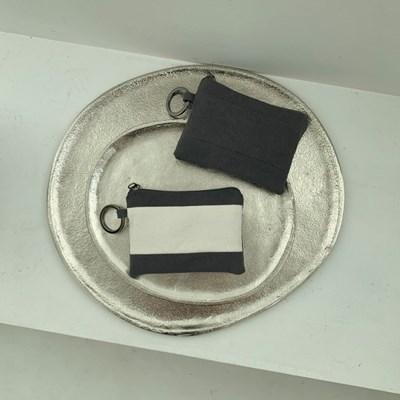 모스 카드지갑(moss card wallet)-차콜