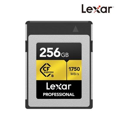[렉사] 공식판매원 Professional CFexpress Type B 256G_(1131427)