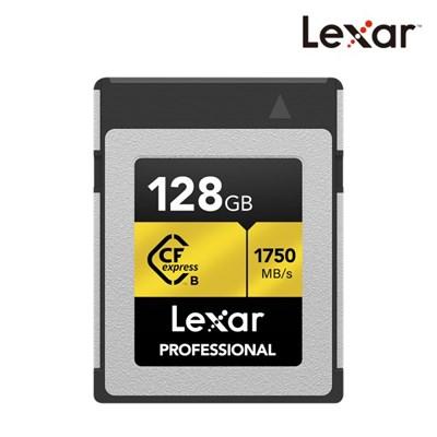 [렉사] 공식판매원 Professional CFexpress Type B 128G_(1131426)