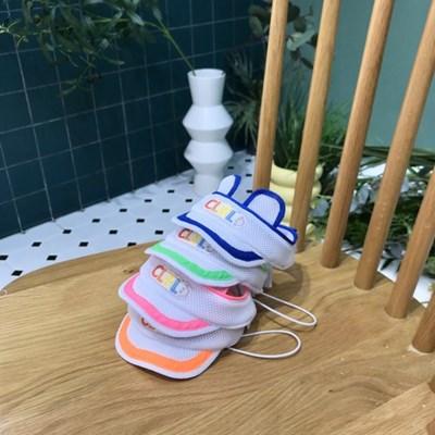 찰쓰리썬캡 모자