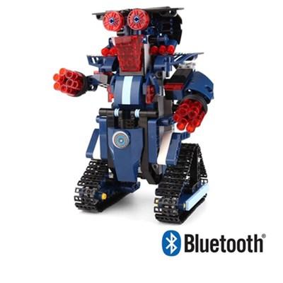 블럭 테크닉 블루투스 AImubot 호라이즌 로봇 블루 블럭RC 349PCS