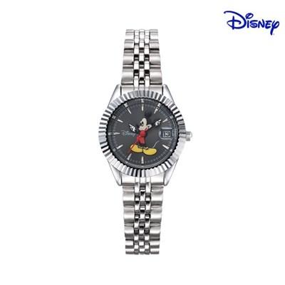 디즈니 미키마우스 여성 메탈 콤보 손목시계 OW019DWB