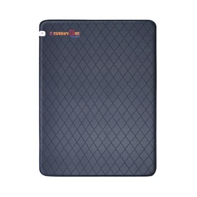 한일의료기 전기매트 스판덱스 네이비, 더블 (135×195cm)
