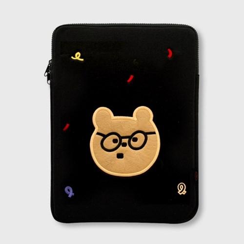 one 안경 gummy laptop pouch