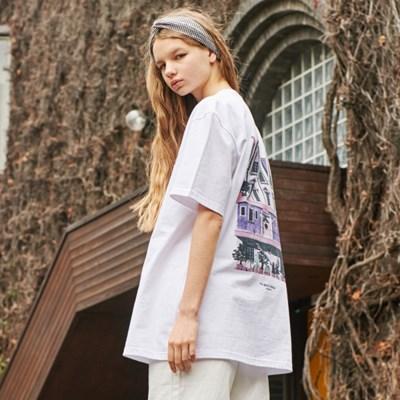 [SS18 Thibaud] La Chauve-souris T-Shirts(White)_(785979)