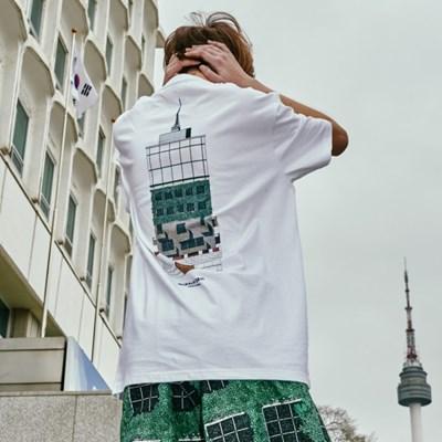 [SS18 Thibaud] Seoul T-Shirts(White)_(785977)