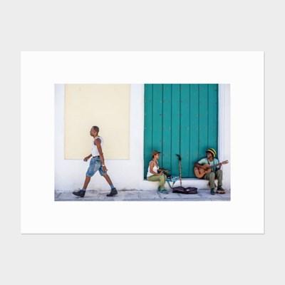 [카멜앤오아시스] Untitled 02 쿠바 풍경 포스터