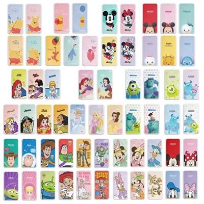디즈니 정품 캐릭터 보조배터리 5000mAh 99종_(488585)