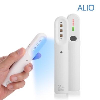 알리오 all클린 UV-C 휴대용 살균기 보조배터리_(1274786)
