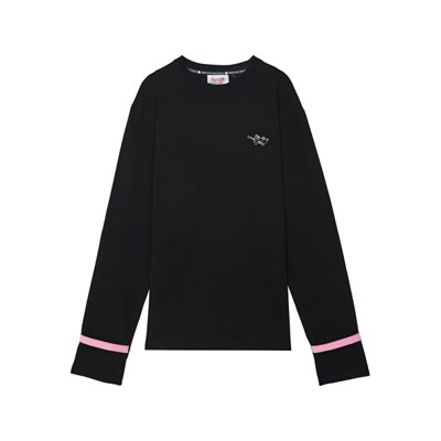[AW17 Pink Panther] Long Sleeve(Black)_(786779)