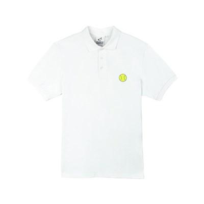 [SM18 Peanuts] Tennis Pique Shirts(White)_(786769)
