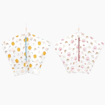 카카오프렌즈 키즈 아동 우비 비옷 판초우의 라이언 어_(2215421)