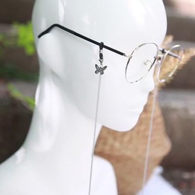써지컬스틸 나비걸즈 안경줄 마스크걸이 겸용