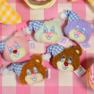 [SLEEPY WORLD] Baby TeddyzZ Brooch