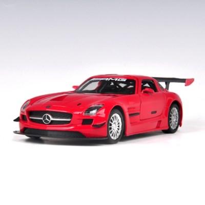 [모터맥스]1:24 메르세데스 벤츠 SLS AMG GT3 (537M73356R)