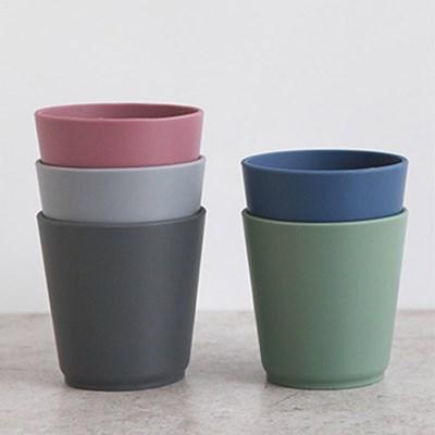 파스텔 실리콘 다용도컵 2개세트(5color)_(1969866)