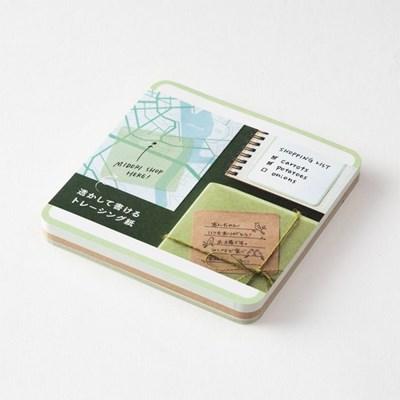 Sticky Notes - Green