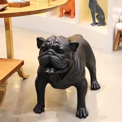 대형 프렌치불독 강아지장식품